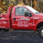 Cassidy Wrecker Service