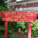 Harvard Continuing Ed